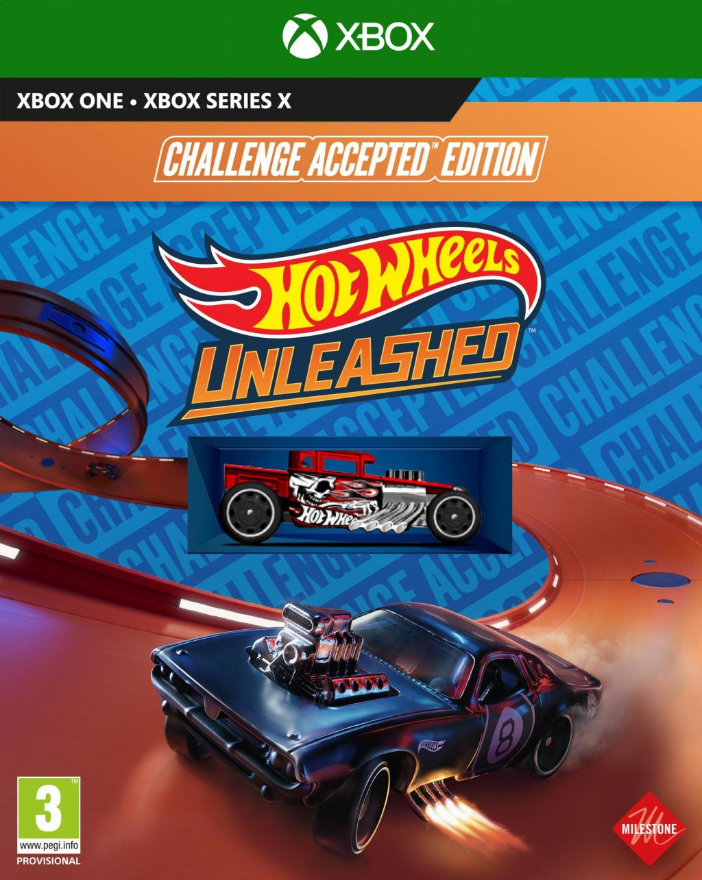 Hot Wheels Unleashed - Challenge Accepted Edition XBOX ONE / XBOX SX_1