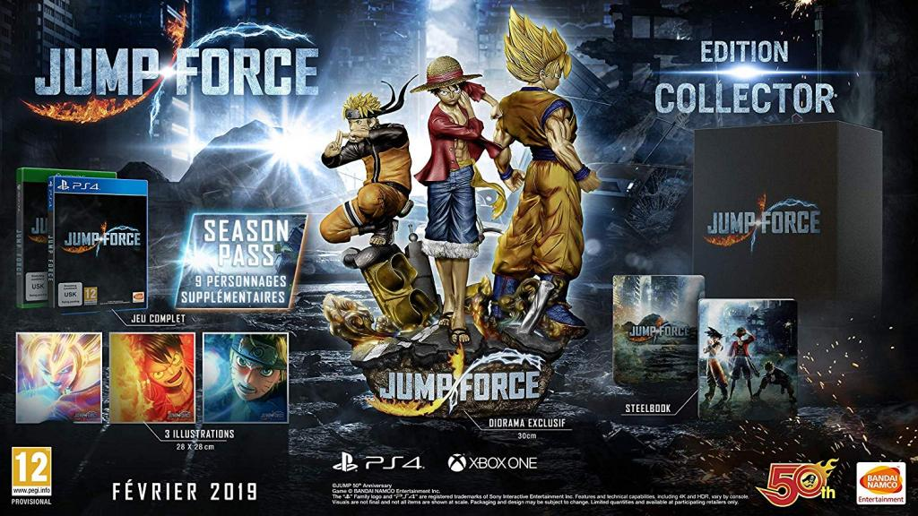 Jump Force Collector Edition_1