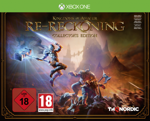 Kingdoms of Amalur Re-Reckoning - Collector's Edition