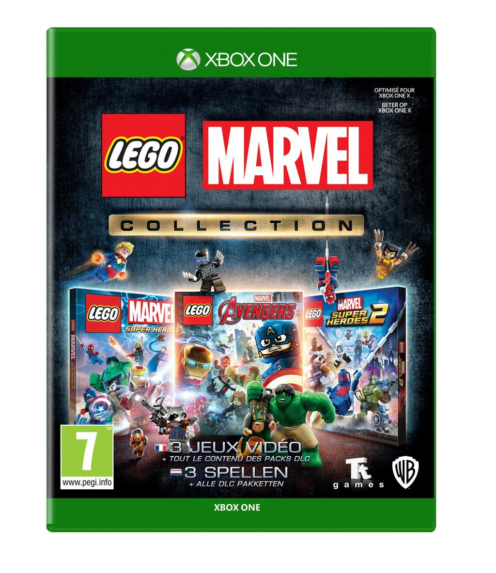 LEGO Marvel Collection_1