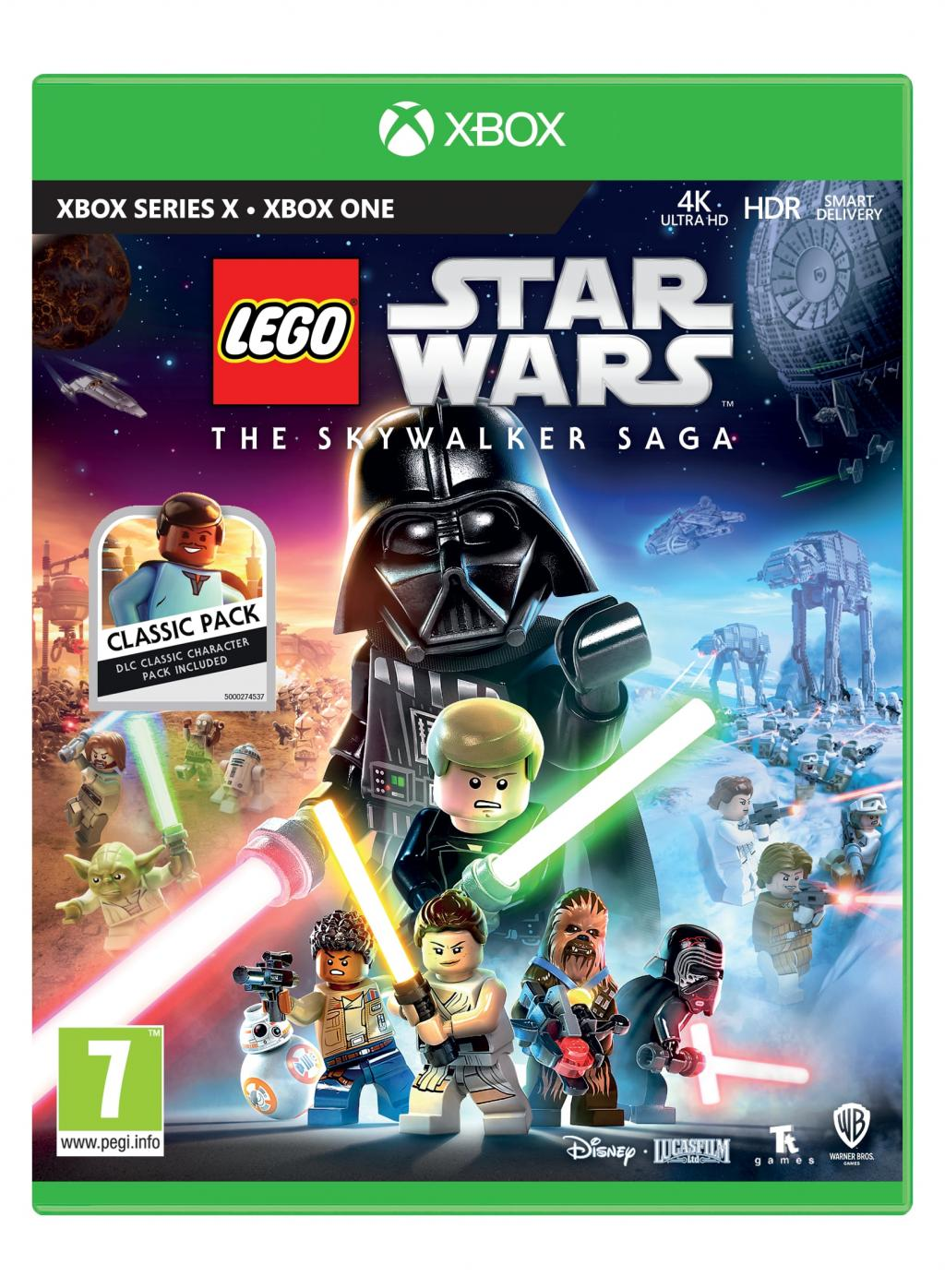 LEGO Star Wars : The Skywalker Saga XB ONE / SERIE X_1