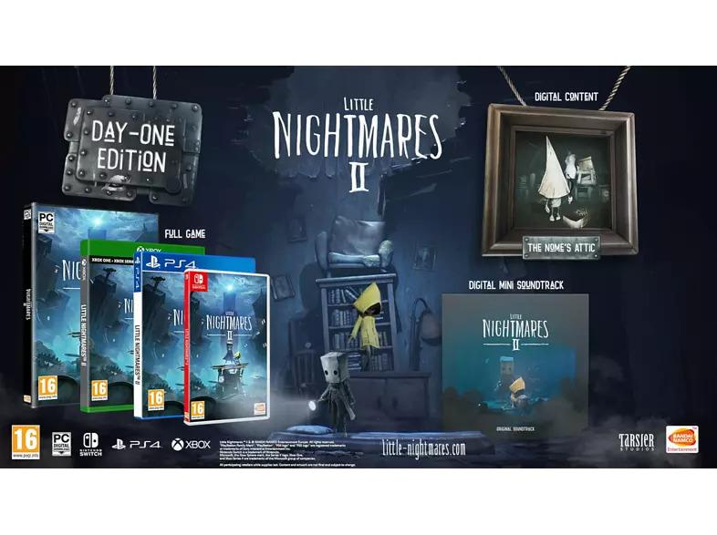Little Nightmares II Day One Edition  - XBOX ONE & XBOX SERIES X_1