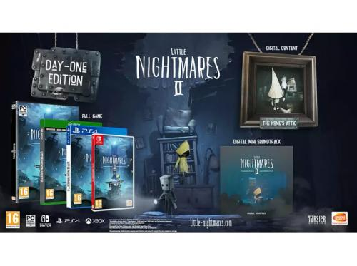 Little Nightmares II Day One Edition  - XBOX ONE & XBOX SERIES X