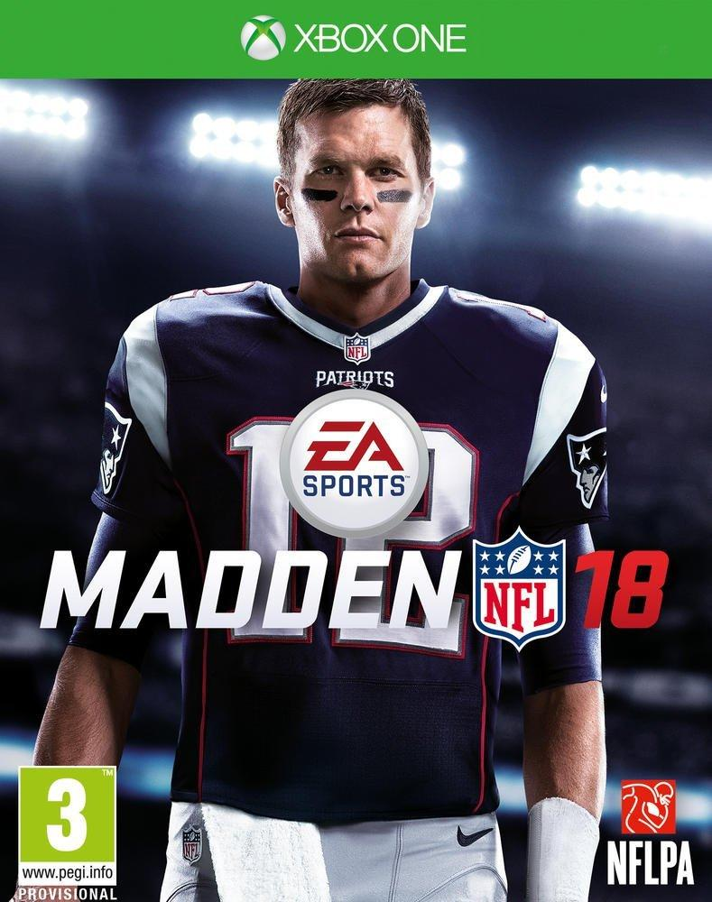Madden NFL 18 (UK Only)