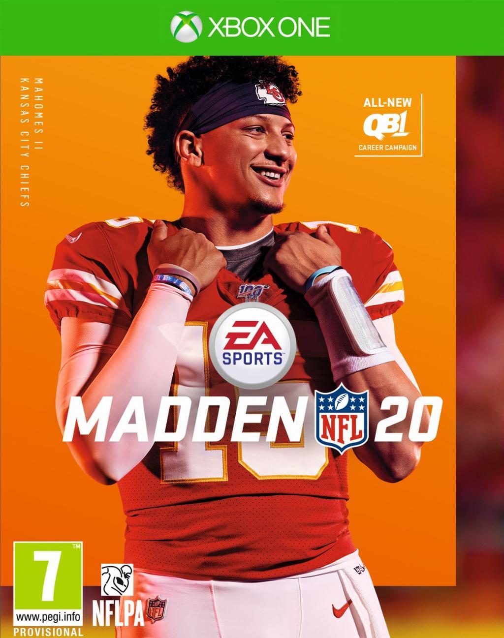 Madden NFL 20 (UK Only)
