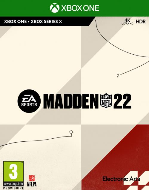 Madden NFL 22 (UK Only) - XBOX ONE & XBOX SX