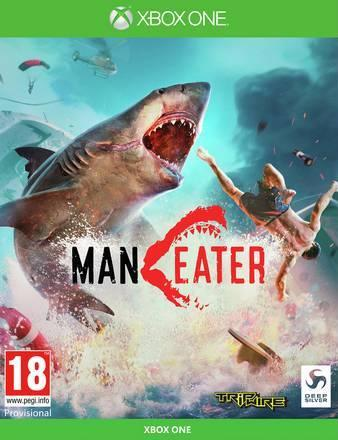 ManEater Day One Edition (incl. Tiger Shark DLC)