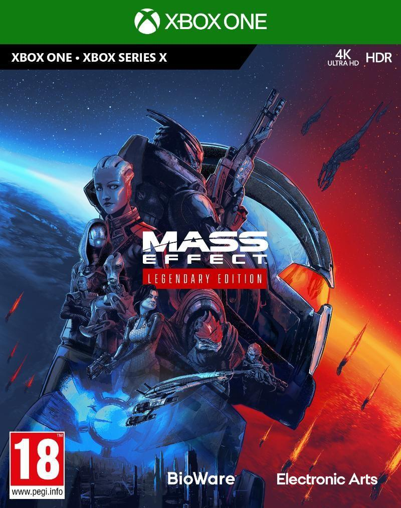 Mass Effect Legendary Edition XBOX ONE  / XBOX SX_1