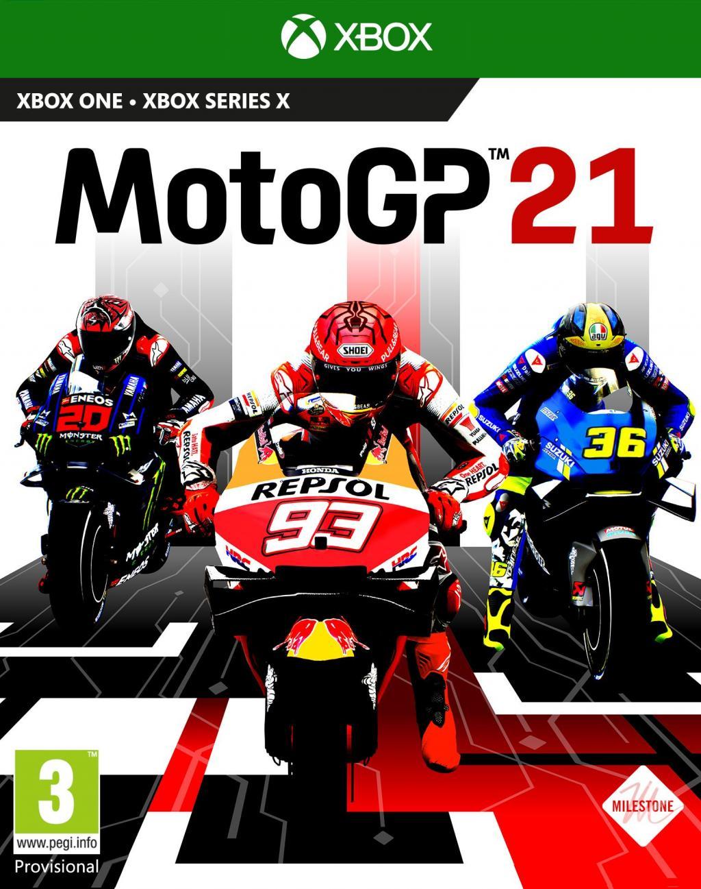 MotoGP 21  - XBOX ONE / XBOX SX_1