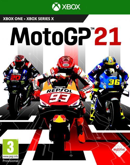 MotoGP 21  - XBOX ONE / XBOX SX
