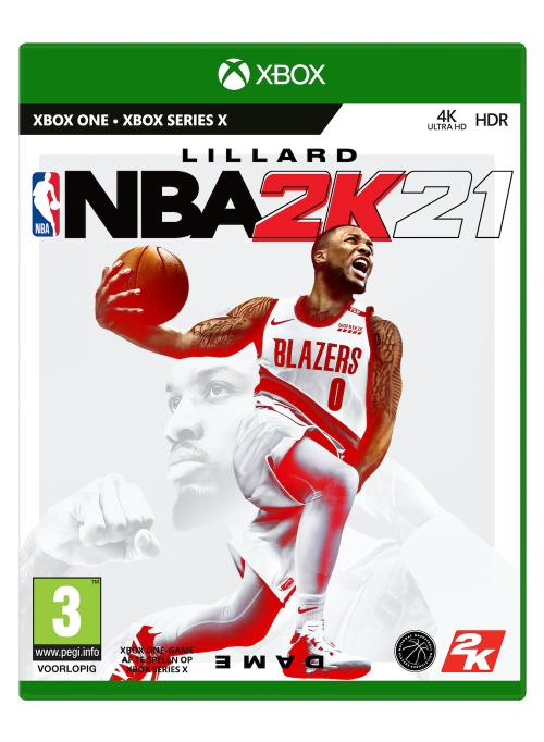 NBA 2K21 XBOX ONE / XBOX SERIES X