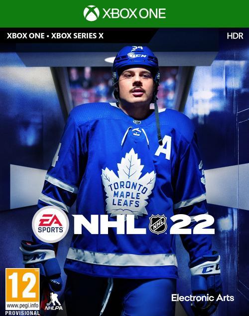 NHL 22 (UK Only) Xbox One & Xbox SX