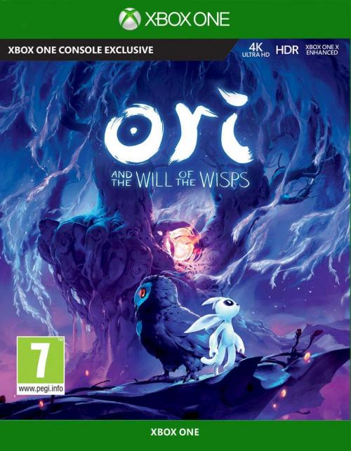 Ori and the Will of the Wisps ( only Xbox One)