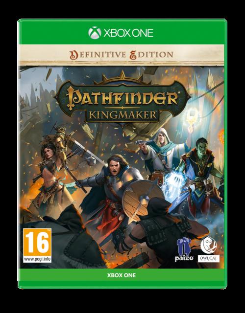 Pathfinder - Kingmaker Definitive Edition
