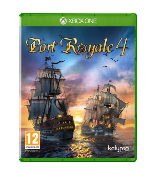 Port Royale 4 (BOX UK)