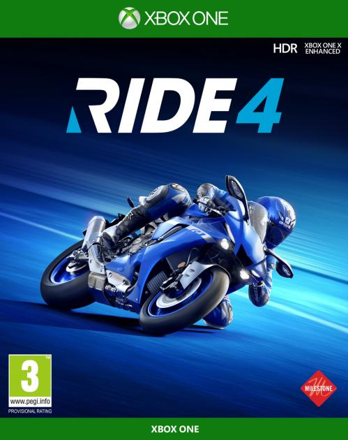 RIDE 4 XBOX ONE / XBOX SERIES X