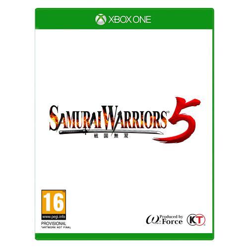 Samurai Warriors 5 BOX UK / JPN VOICE / UK & FR TEXT