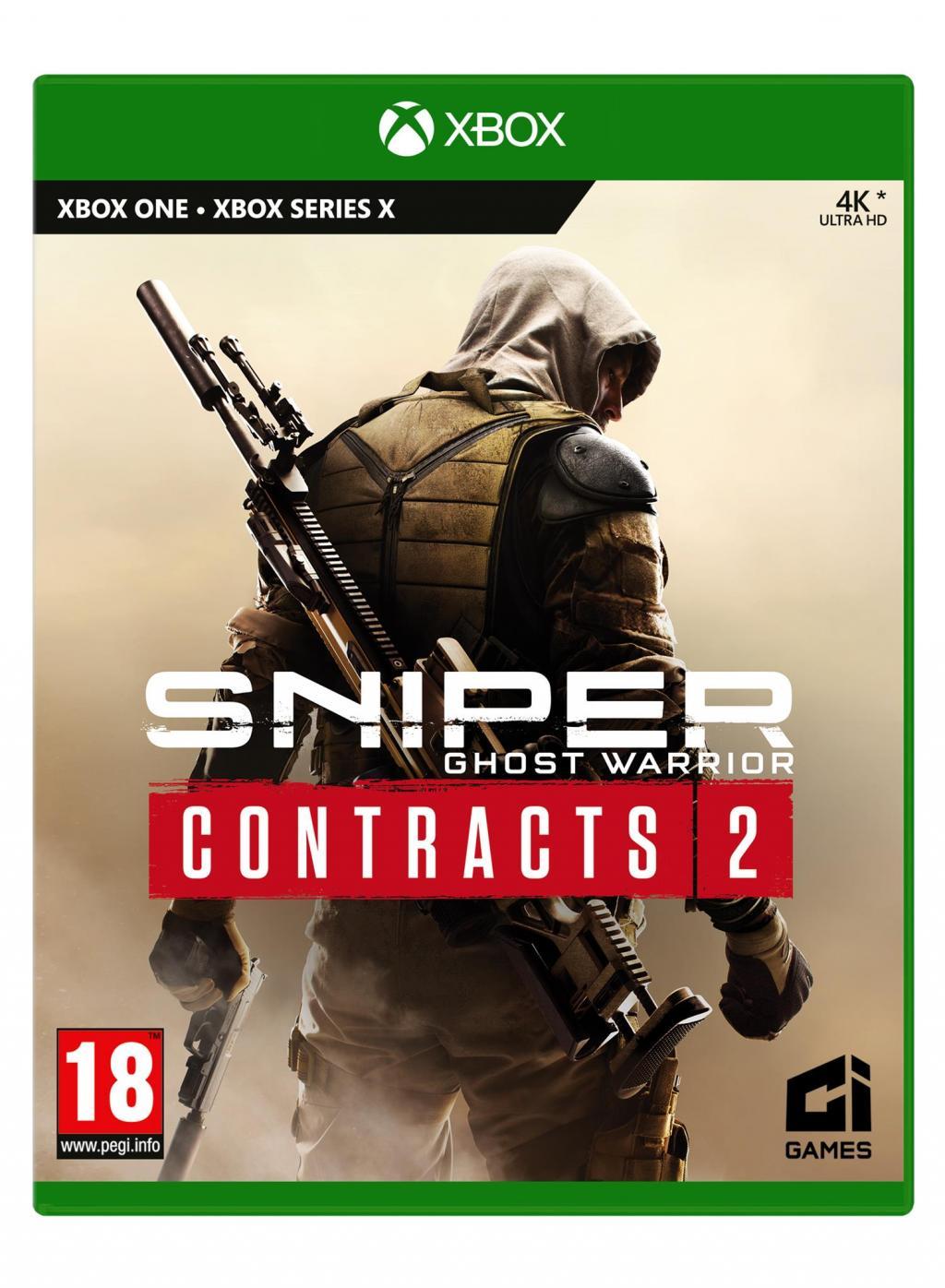 Sniper Ghost Warrior Contracts 2 (BOX UK) XBOX ONE / XBOX SX_1