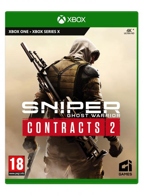 Sniper Ghost Warrior Contracts 2 (BOX UK) XBOX ONE / XBOX SX