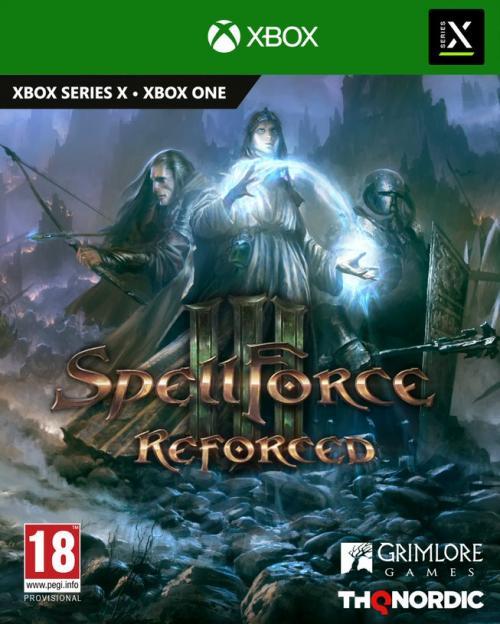 Spellforce 3 - Reforced (BOX UK)