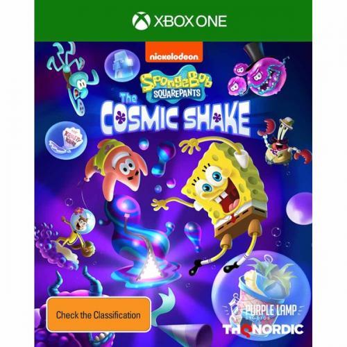 Spongebob Squarepants - The Cosmic Shake
