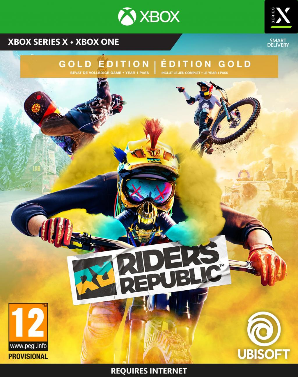 Riders Republic GOLD - XB ONE / SERIES X_1