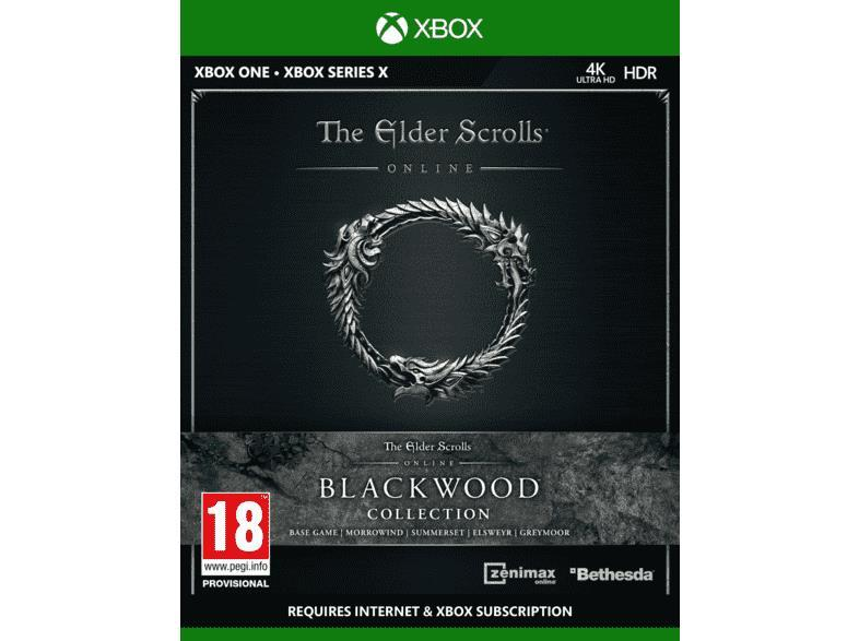 The Elder Scrolls Online : Blackwood Collection - XBOX ONE / XBSX_1