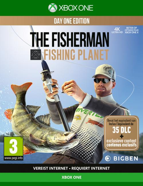 The Fisherman Day One Edition