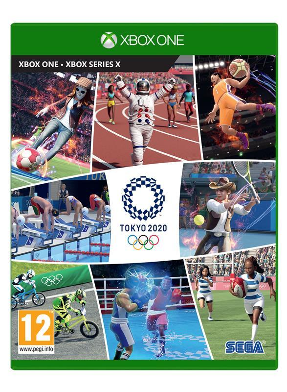 TOKYO 2020 - Olympic Games The Official Video Game - XBONE / XBSX_1
