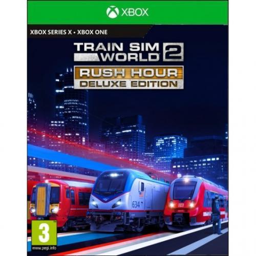 Train Sim World 2: Rush Hour - Deluxe Edition - XBOX ONE & XBOX SX