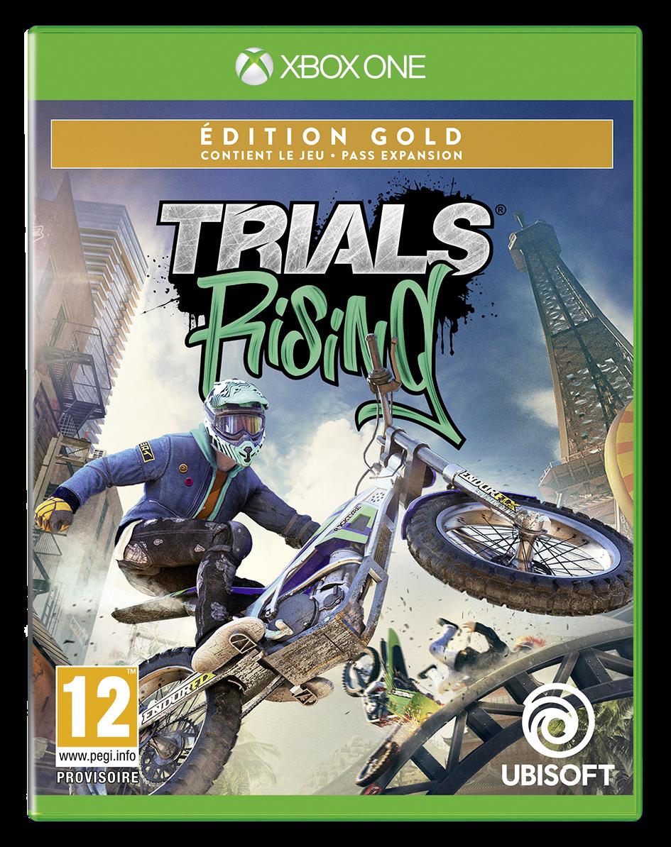 Trials Rising Gold