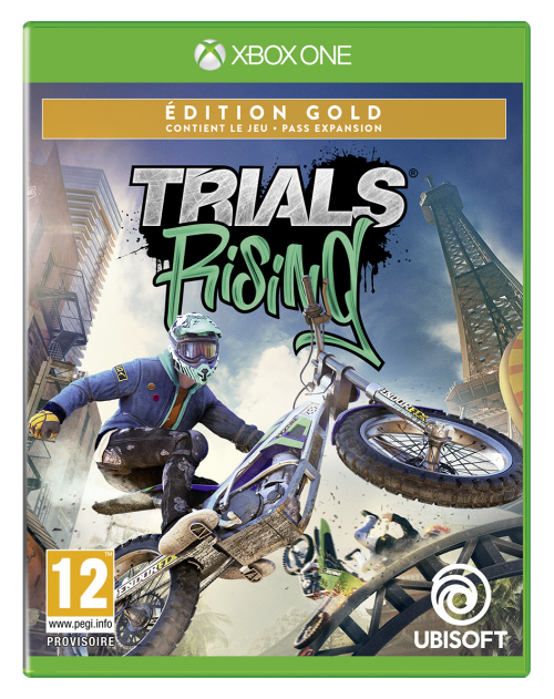Trials Rising Gold