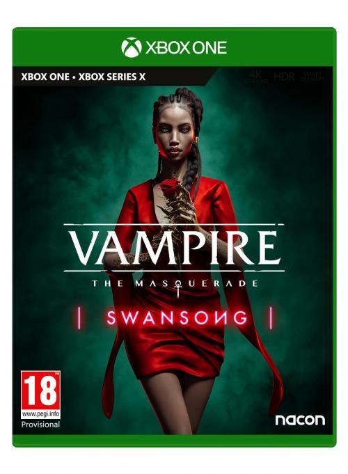 Vampire - The Masquerade Swansong - XBOX SX & XBOX ONE