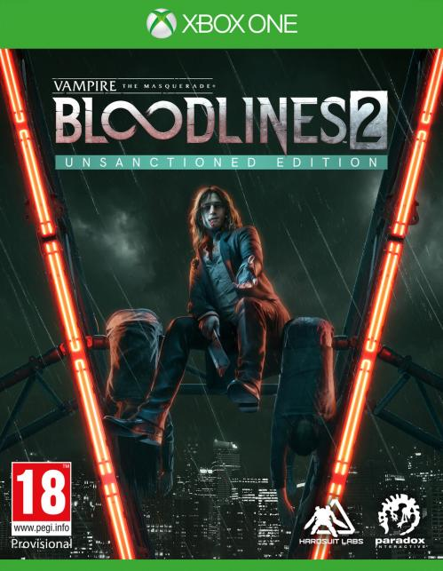 Vampire:The Masquerade Bloodlines 2 - Unsanctioned Edition (Steelbook)
