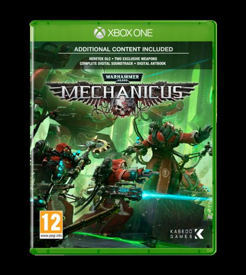 Warhammer 40K - Mechanicus (BOX UK)