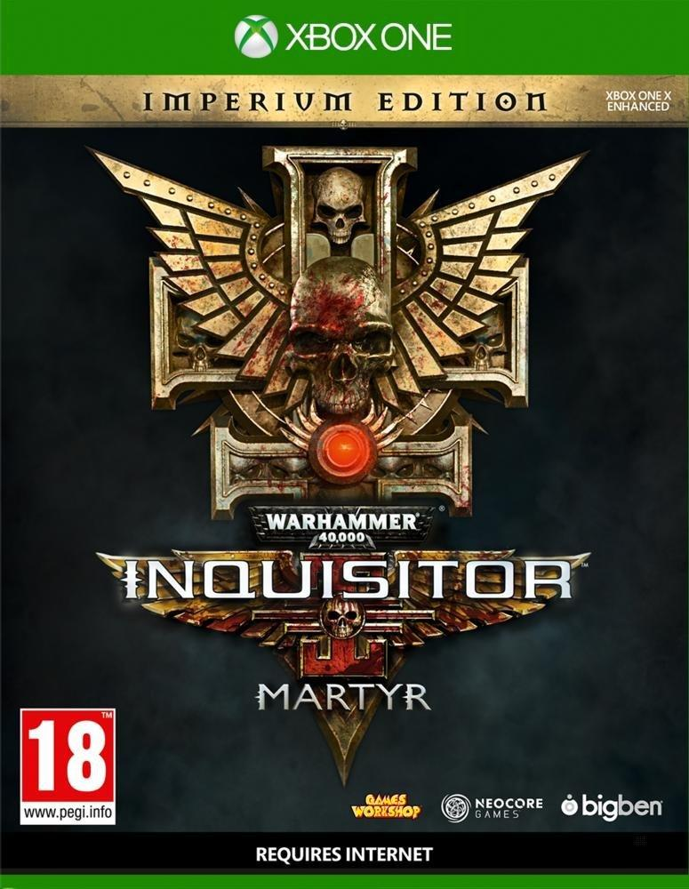 Warhammer 40K Inquisitor Martyr Imperium Edition_1