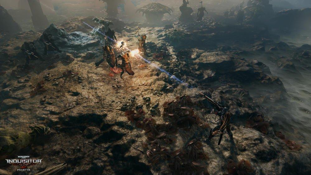 Warhammer 40K Inquisitor Martyr Imperium Edition_5