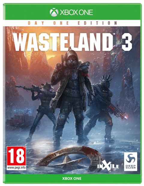 Wasteland 3 - Day One Edition (incl Colorado Survival Gear DLC)