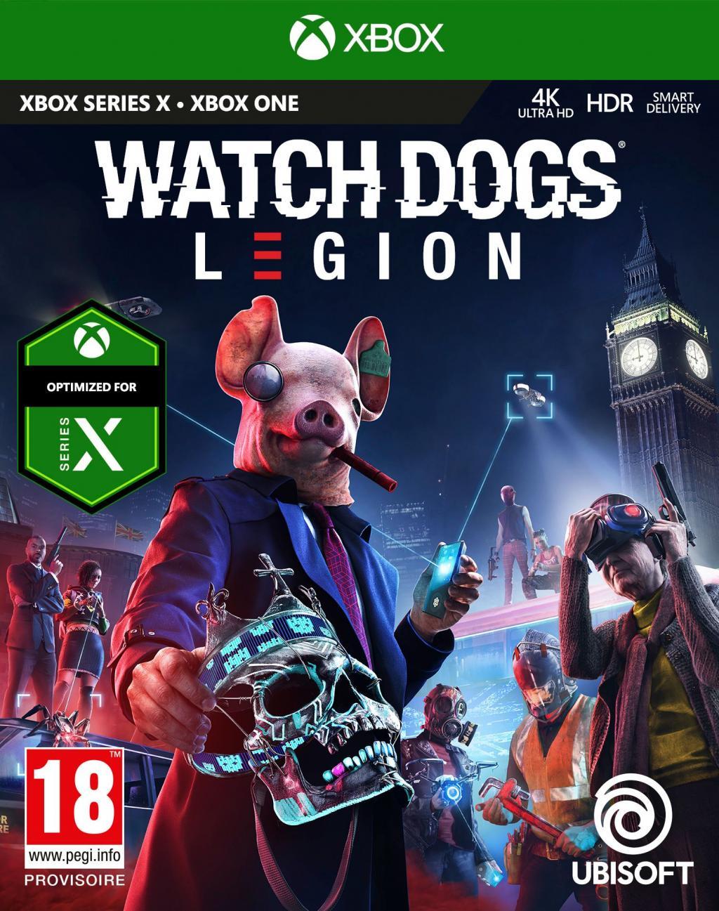 Watch Dogs Legion - XBOX ONE & XBOX SX_1