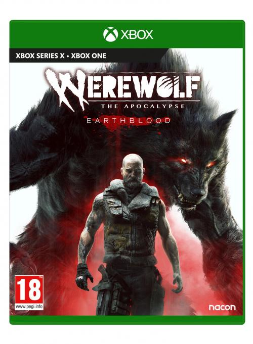 WereWolf : The Apocalypse - Earthblood  - XBOX ONE / XBOX SX