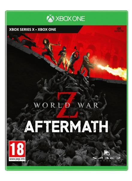 World War Z Aftermath XBOX ONE & XBOX SX (BOX UK)