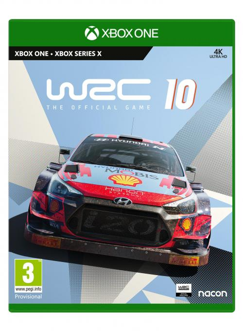 WRC 10 - XBOX ONE & XBOX SX
