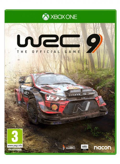 WRC 9 - XBOX One & Series X