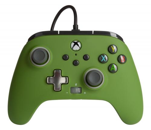POWER A - Wired Controller Enhanced - Soldier Xbox Series X