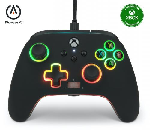 POWER A - Wired Spectra Controller Enhanced - Xbox Series X