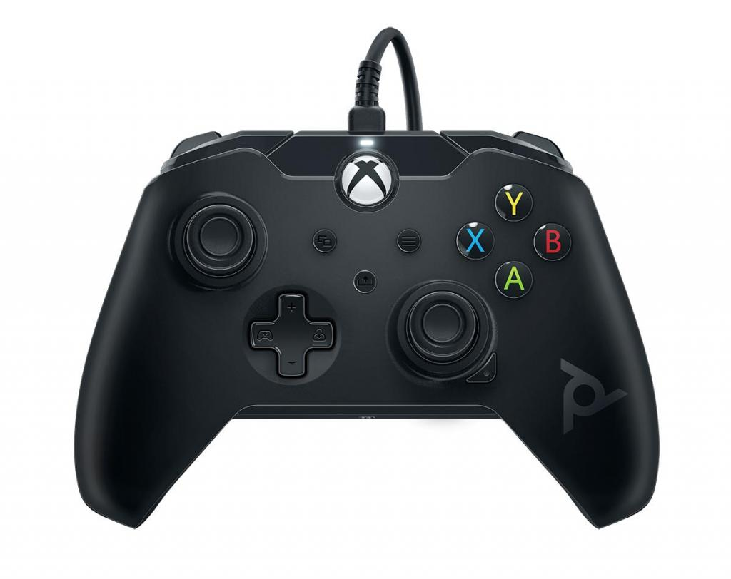 Wired Controller Official XBOX Series X Black_1
