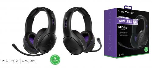 Official XBOX Wireless Headset Dolby Atmos - Gambit