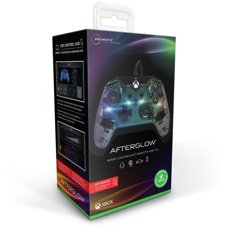 Afterglow - Wired Controller Prismatic Official  XBOX Series X_2