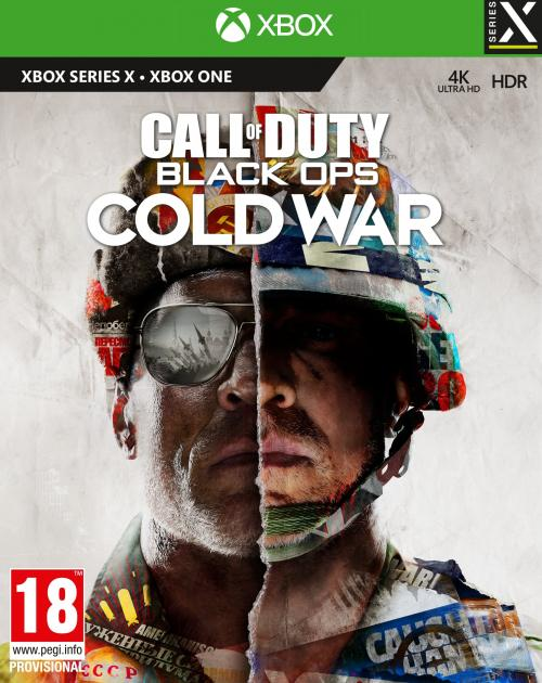 Call Of Duty Black Ops Cold War XBOX SERIES X