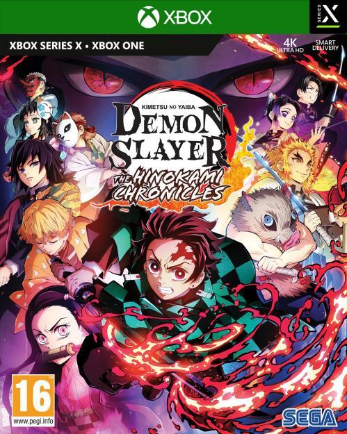 Demon Slayer -Kimetsu no Yaiba- JPN (voice) - E F I G S (text) BOX UK
